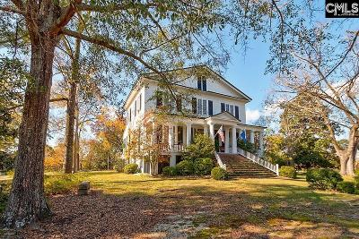 Kershaw County Single Family Home For Sale: 4231 John G Richards
