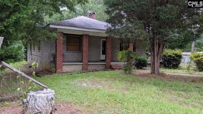 Columbia Single Family Home For Sale: 7624 Fairfield