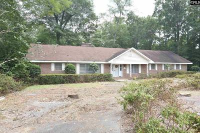 West Columbia Single Family Home For Sale: 3111 Hebron