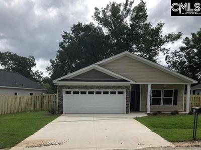Cayce Single Family Home For Sale: 815 Poplar