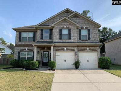Lexington Single Family Home For Sale: 225 Caroline Hill