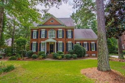 Blythewood Single Family Home For Sale: 116 Winding Wood