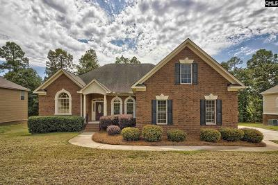 West Columbia Single Family Home For Sale: 339 Lake Frances