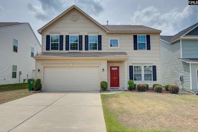 Columbia Single Family Home For Sale: 662 Poplar Grove