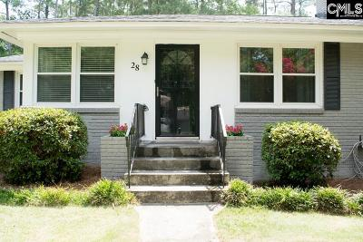 Columbia Single Family Home For Sale: 28 Sierra