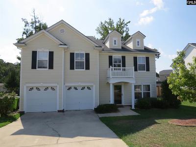 Columbia Single Family Home For Sale: 113 Thomaston
