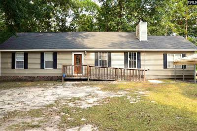 West Columbia Single Family Home For Sale: 419 Old Plantation