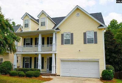 Columbia Single Family Home For Sale: 185 Berkeley Ridge