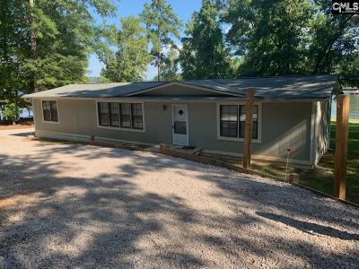 Wateree Hills, Lake Wateree, wateree keys, wateree estate, lake wateree - the woods Single Family Home For Sale: 1592 Lake