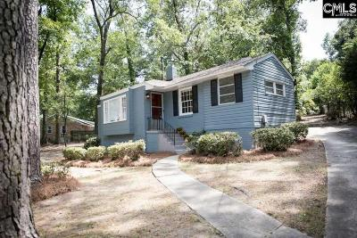 Columbia SC Single Family Home For Sale: $175,500