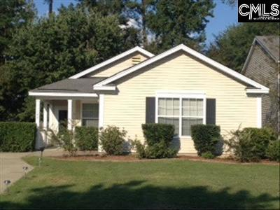 Richland County Rental For Rent: 740 Fountain Lake