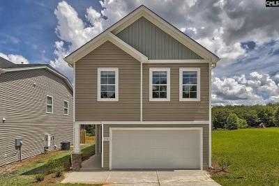 Leesville Single Family Home For Sale: 307 Bush Clover