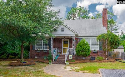 Columbia Single Family Home For Sale: 3711 Hanson