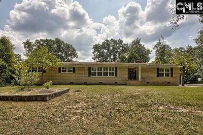 West Columbia Single Family Home For Sale: 1629 Jamaica