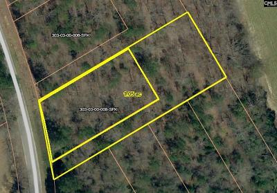 Kershaw County Residential Lots & Land For Sale: 106 Seegars Mill