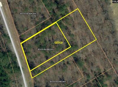 Kershaw County Residential Lots & Land For Sale: 100 Seegars Mill
