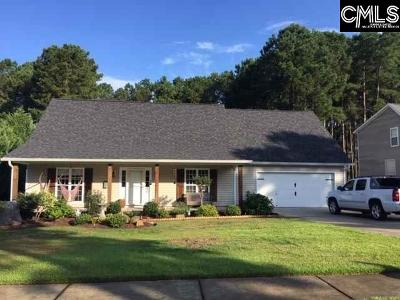 Kershaw County Single Family Home For Sale: 44 Strawberry Field