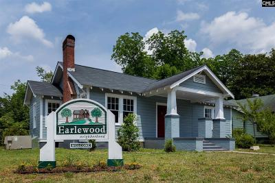 Columbia Single Family Home For Sale: 3012 Lincoln