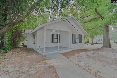 Columbia SC Single Family Home For Sale: $80,000