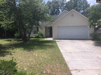 Columbia SC Single Family Home For Sale: $142,500
