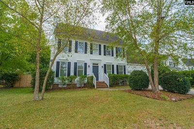 Blythewood Single Family Home For Sale: 7 Holly Hedge