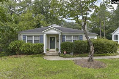 Columbia Single Family Home For Sale: 2513 Craig