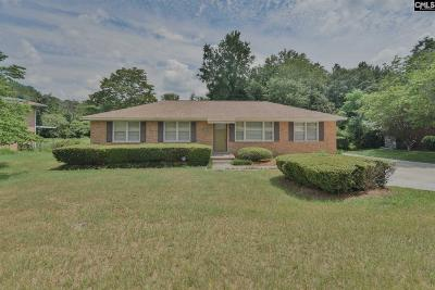 Columbia Single Family Home For Sale: 2118 Woodfield Dr
