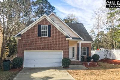 Columbia Single Family Home For Sale: 2 Godbold