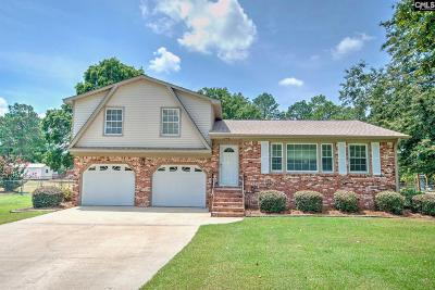 West Columbia Single Family Home For Sale: 321 Calcutta