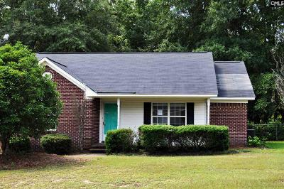 Sumter Single Family Home For Sale: 1831 Palomino