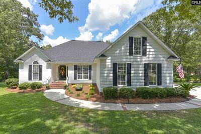 Kershaw County Single Family Home For Sale: 4 Hickory Point