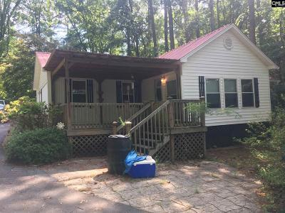 Newberry County Single Family Home For Sale: 836 Hollaway Cove Rd