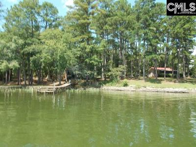 Kershaw County Single Family Home For Sale: 1743 Lakeshore