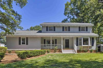 Kershaw County Single Family Home For Sale: 1840 Horsechestnut