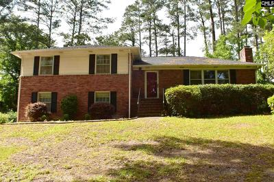 Richland County Single Family Home For Sale: 3229 Whitehall