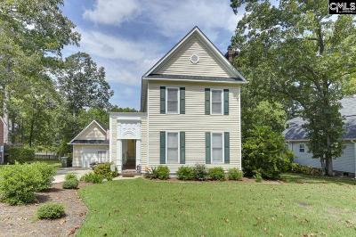 Columbia Single Family Home For Sale: 308 Dean Hall
