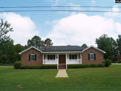 Newberry Single Family Home For Sale: 1117 Reid