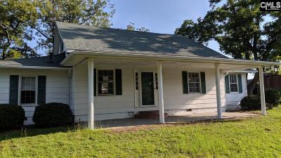 Kershaw Single Family Home For Sale: 323 S Cleveland