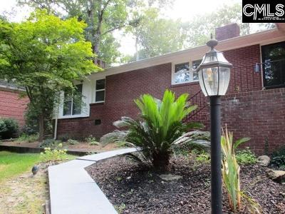 Saluda Terrace Single Family Home For Sale: 1517 Cherokee