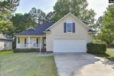 Columbia Single Family Home For Sale: 200 Clay Ridge