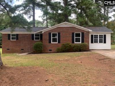 Columbia Single Family Home For Sale: 213 Kersey