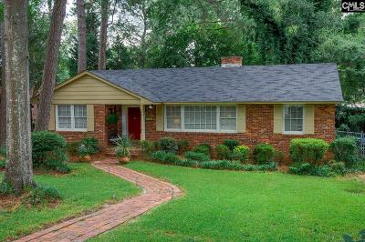 Richland County Single Family Home For Sale: 3800 Bloomwood