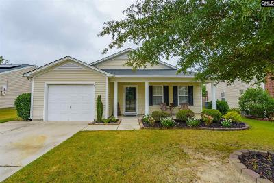 West Columbia Single Family Home For Sale: 166 Hunters Mill