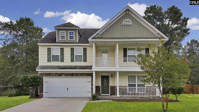 Blythewood Single Family Home For Sale: 338 Quiet Creek