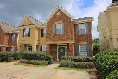 Columbia SC Townhouse For Sale: $133,000