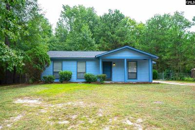 Columbia Single Family Home For Sale: 307 Rockingham