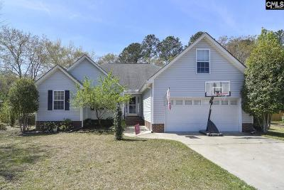 West Columbia Single Family Home For Sale: 516 Beverly