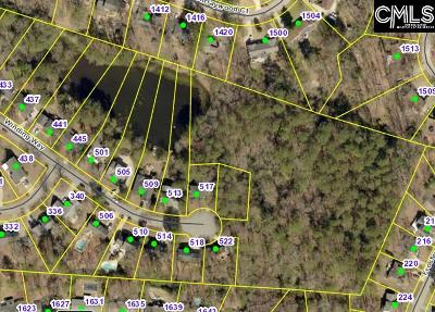Lexington County, Richland County Residential Lots & Land For Sale: 521 Winding