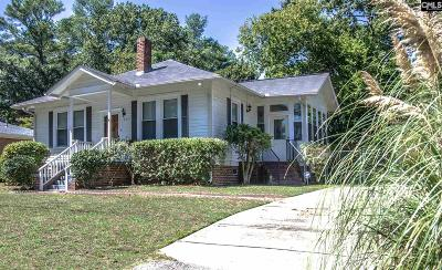 Columbia SC Single Family Home For Sale: $89,500