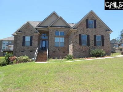 Lexington County Single Family Home For Sale: 504 Crooked Pine